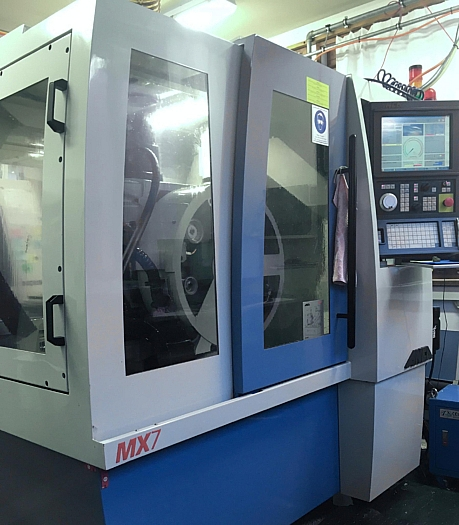 Anca - CNC Schleifmaschine