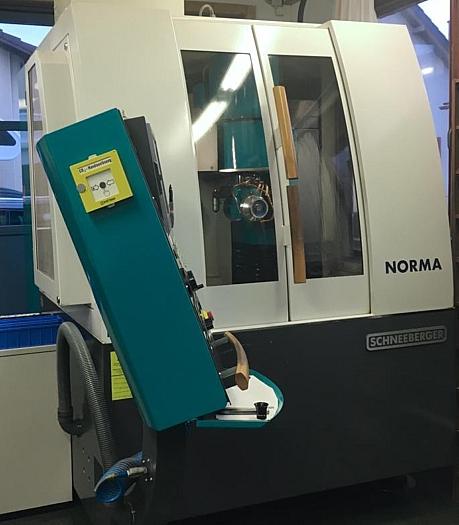 Schneeberger - CNC Schleifmaschine